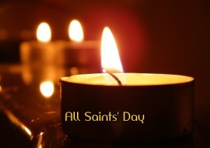 Join us for our All Saints Celebration this Sunday
