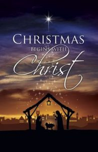 Christmas Eve/Christmas Day Services